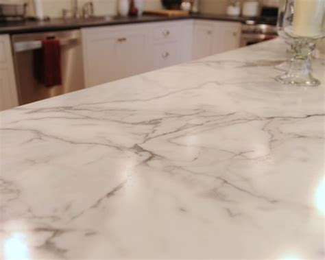 Laminate Countertops That Look Like Marble marble laminate the house that a m built