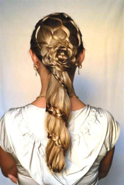 irish braided hairstyles celtic