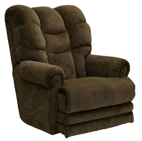 flat reclining chair malone basil lay flat recliner from catnapper 42577177025