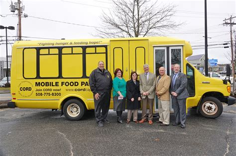 Cape Cod Food Pantry by New Cord Mobile Food Pantry Embarks To Cape Towns