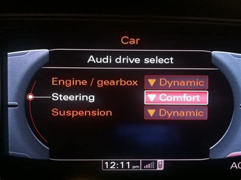 Audi Drive Select A4 by How To Enable Audi Individual Drive Select Vcds