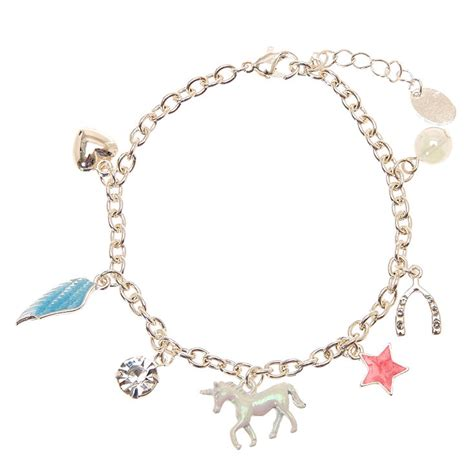 charms for jewelry unicorn charm bracelet s us