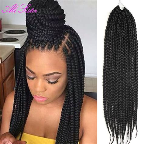 hair to use for box braids box braids hair synthetic hair xpression braiding hair