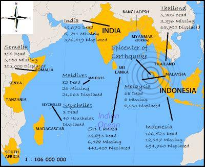 earthquake indian ocean damage citizens indian ocean earthquake tsunami