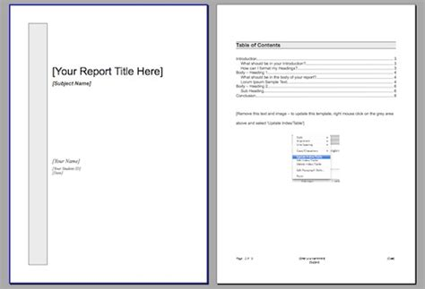 Free Reports And Essays by Hey Students Need A Free Report And Essay Template Free Guide 2 Office