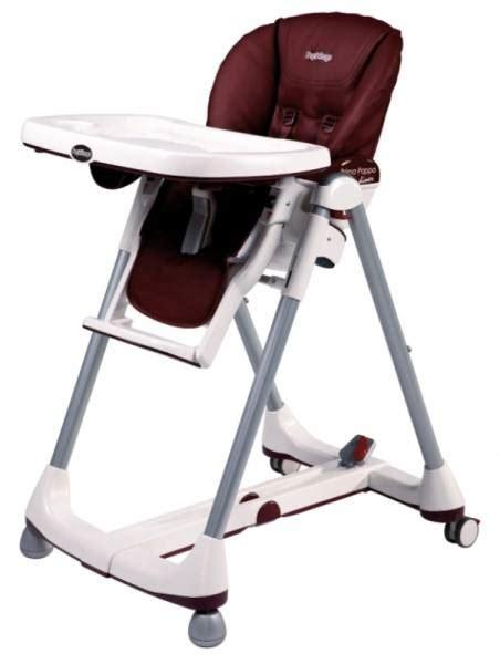 chaise prima pappa peg perego chaise haute prima pappa diner evo bordeaux