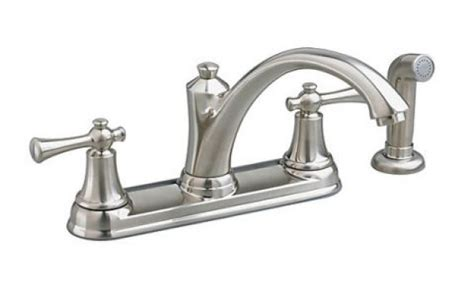 options in american standard kitchen faucets