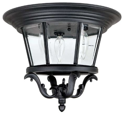 Ceiling Mount Outdoor Light by Capital Lighting 3 L Outdoor Ceiling Fixture