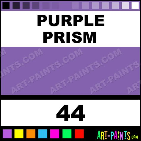 purple prism glitter stacks glitter paints sparkle paints iridescent paints shimmers