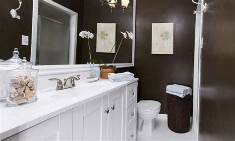 Modern Bathroom Makeovers Modern Small Bathroom Makeovers Ideas For The Home