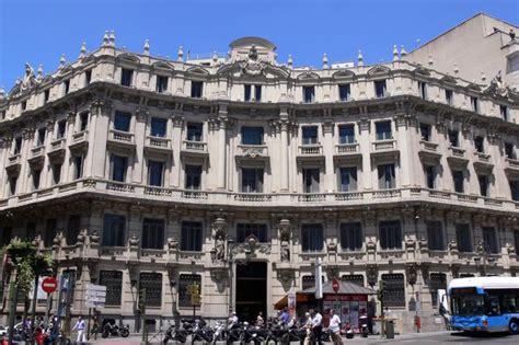 sede banco santander madrid antigua sede banco hispanoamericano madrid