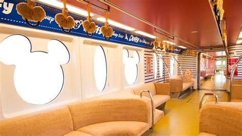 Tdr Resort Line 15th 公式 これまでの期間限定リゾートライナー 東京ディズニーリゾート