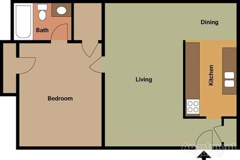 one bedroom one bath apartments vista apartments rentals san angelo tx