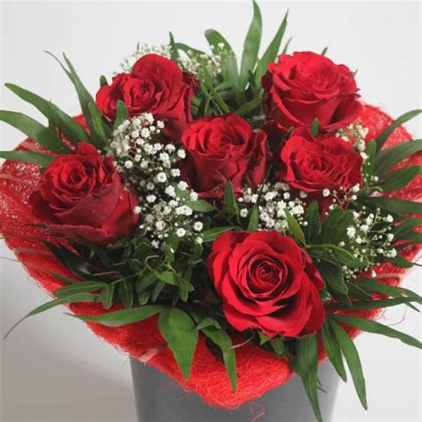 rosse fiori foto san valentino page 7