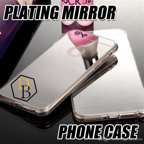 Samsung Galaxy S6 Soft Silicon Fuze Chrome Color Transparant for i phone7 electronic color plating chrome ultra