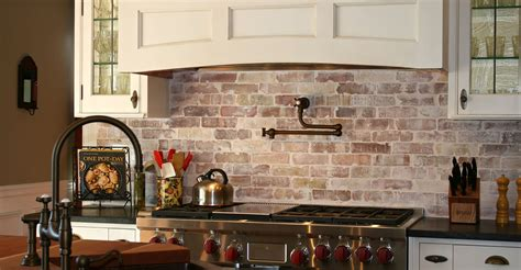 Brick Tile Kitchen Backsplash 100 Faux Brick Backsplash In Kitchen Kitchen Slate Tile K C R