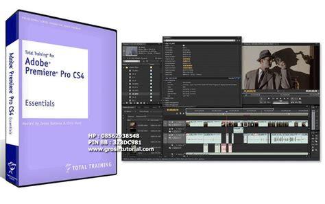 Adobe Premiere Pro Training | video editing grosirtutorial com blog