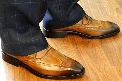 Handmade Shoes Chicago - wicker park s suit shop adds line of handmade custom