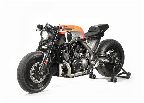 Motorrad V Max by Jvb Moto Vmax Infrared The Bike Shed