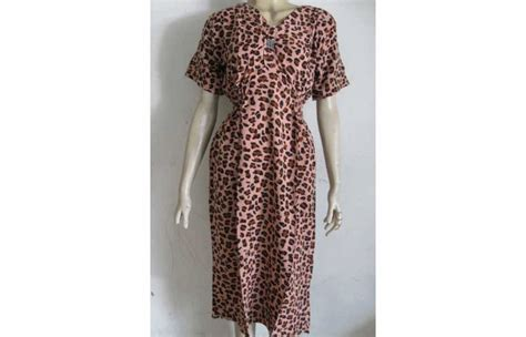Kaos Pria Motif Macan baju batik dress daster macan 002 toko batik jogja