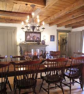 Primitive Dining Room Furniture Primitive Dining Room Dining Rooms