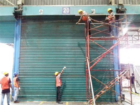 Automatic Gate Jakarta Tangerang Bekasi Depok jual servis rolling door termurah 081322298892 jakarta