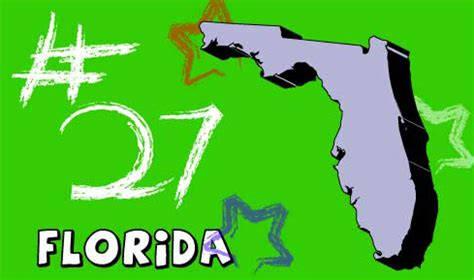 Florida The 27th State by Welcome To Usa 4 Florida State Information