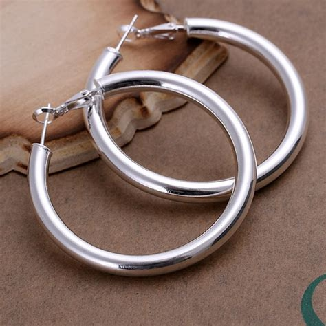 925 Sterling Silver Earrings summer style 925 sterling silver earrings 925