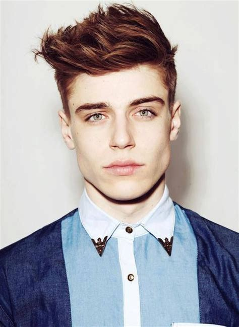 high cheek bone hair cuts for men very spunky mens haircut those cheekbones veronahair