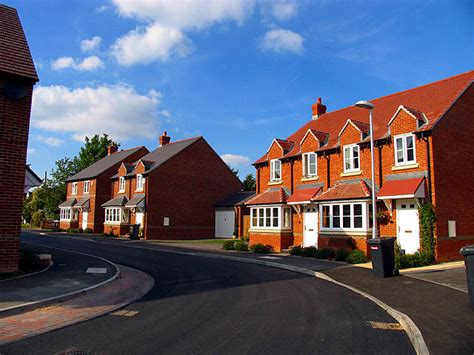housing development modern housing development 169 pam brophy cc by sa 2 0 geograph britain and ireland
