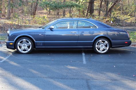 bentley brooklands 2009 bentley brooklands stock p14183 for sale near