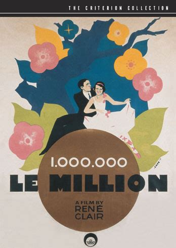 rene clair criterion le million 1931 the criterion collection