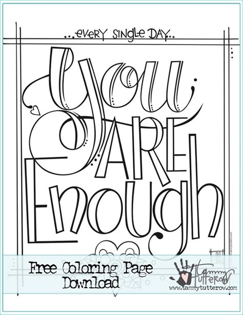 printable coloring pages for adults with quotes 12 inspiring quote coloring pages for adults free printables