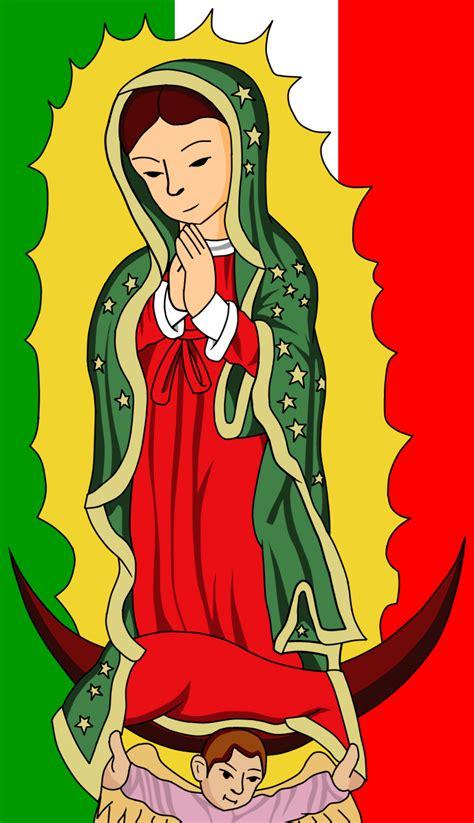 imagenes virgen de guadalupe dibujo fotos dibujos imagenes historia imagenes de la virgen de