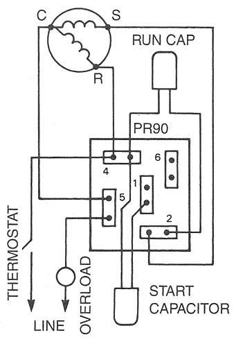 hermetic compressor wiring diagram wiring diagram and