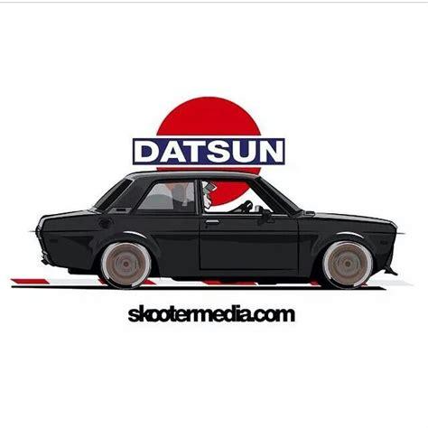 vintage datsun logo datsun jdm cars jdm and nissan