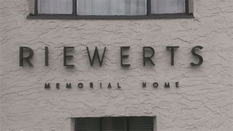 riewerts memorial home funeral services cemeteries