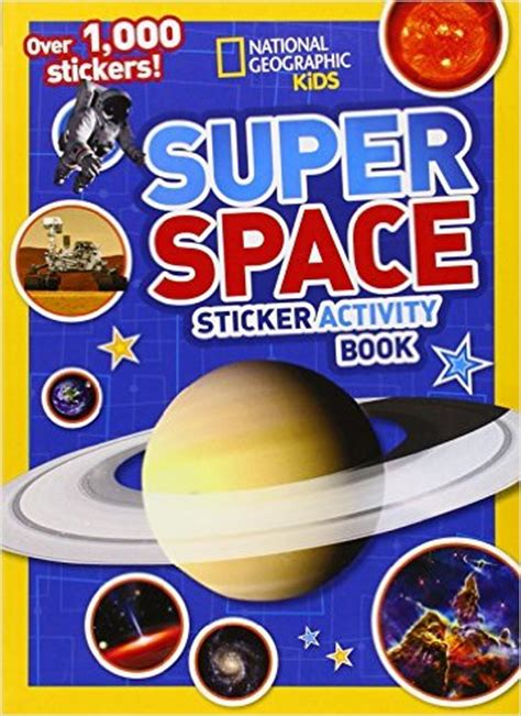 1409586782 astronomy and space sticker book best astronomy books for kids of all ages through 2016