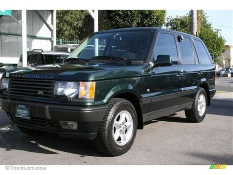 service manual books on how cars work 2001 land rover discovery electronic toll collection