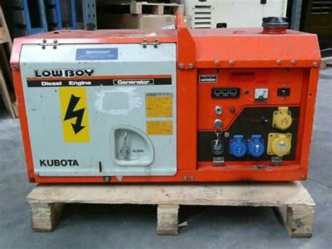 secondhand generators generators 051 to 100kva lowboy