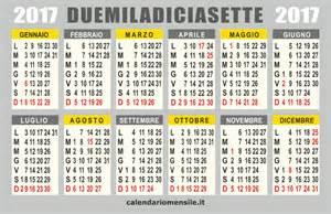 calendario 2017 da stare jpg calendario 2017 calendario in formato vettoriale