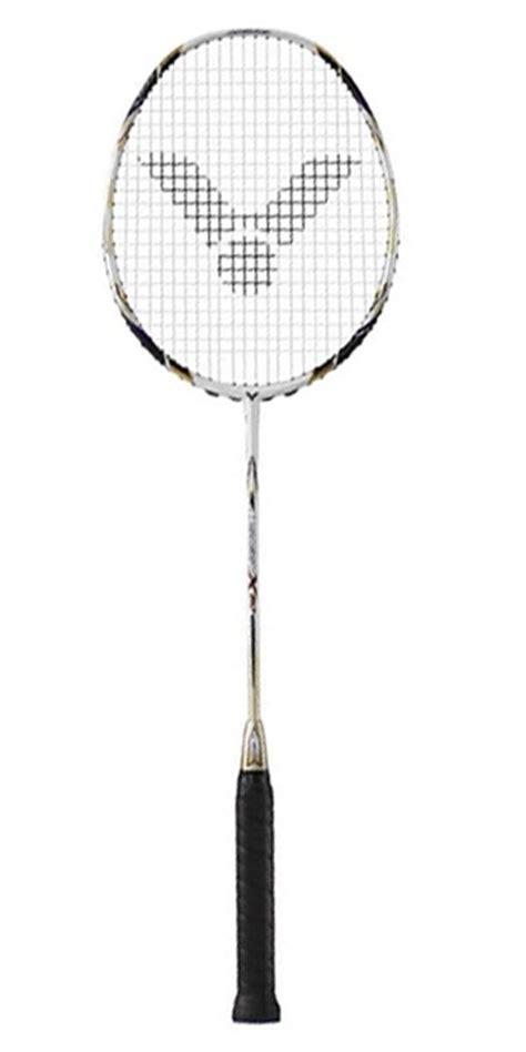 Raket Victor Mx 80 victor meteor mx80 badminton racket white gold