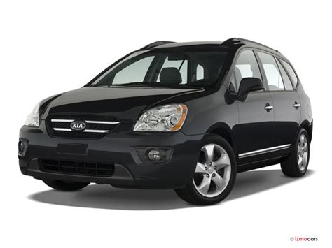 2007 Kia Rondo Reliability 2007 Kia Rondo Interior U S News World Report