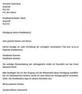 Musterbrief Abo Widerruf Office Vorlage K 252 Ndigungsschreiben Gratis