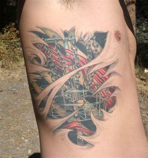 golfing tattoos designs disc golf side basket disc golf addiction