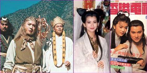 film serial ular putih andy lau nostalgia yuk serial tv kung fu super populer