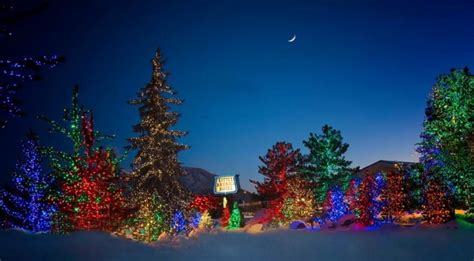 christmas tree lights america 12 best arizona light displays