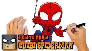 draw spider man marvel comics