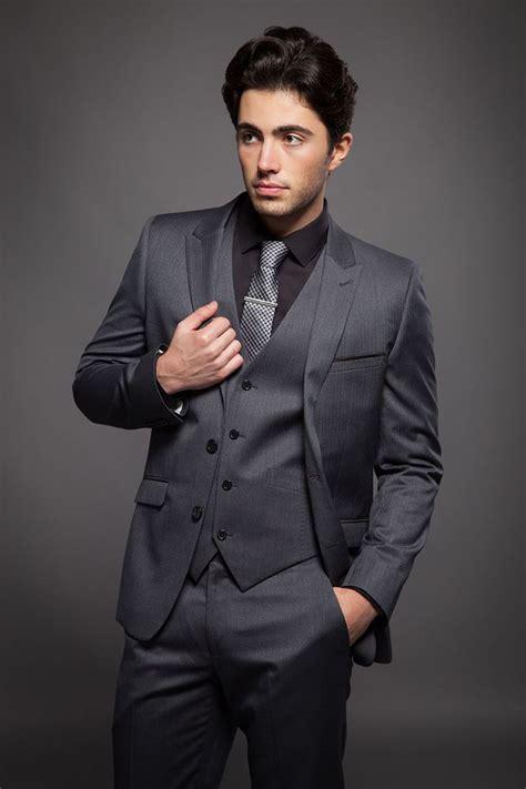 17 best ideas about grey suit black shirt on