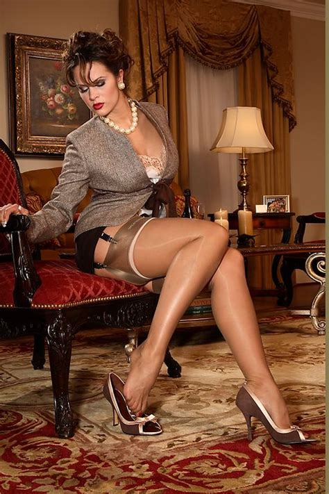by secret in lace stockings pinterest the world s catalog of ideas